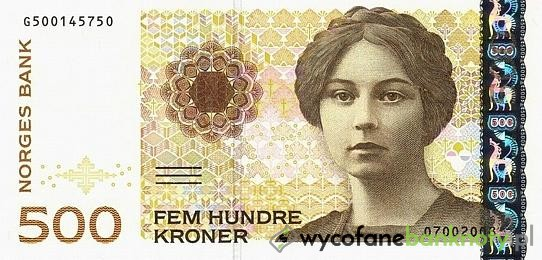 Where And How To Exchange Old Norwegian Kroner Wycofane